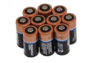 batteri til hjertestarter