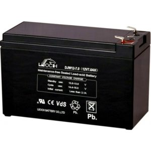 batteri til alarmsystemer