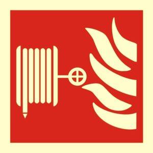 brannslangeskilt