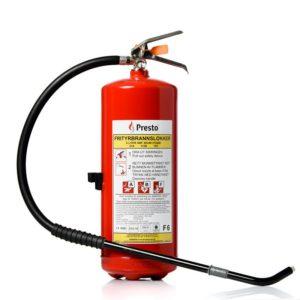 Frityr brannslukker Presto