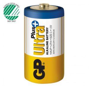 C-Batteri 2 pakk best