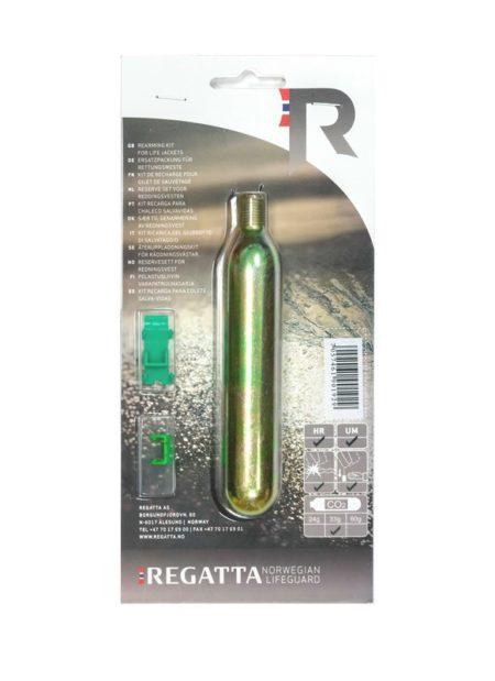 33 gram Co2 patron i salgsforpakning
